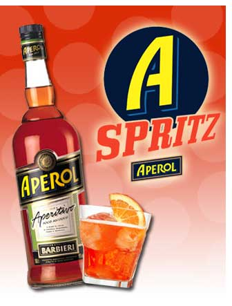 Booze you Can Use: Have a Spritz - Sweet Blog o' Mine